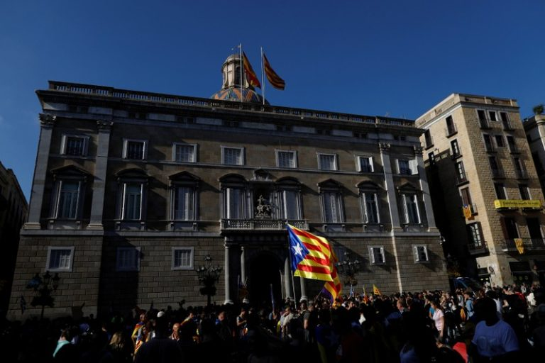 Catalan leader to call election as Madrid readies take over of independence-seeking region
