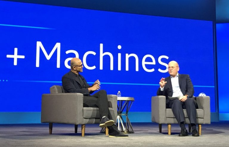GE, Microsoft to announce deeper industrial internet partnership