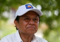 U.S. renews call for Cambodia to release opposition leader from prison