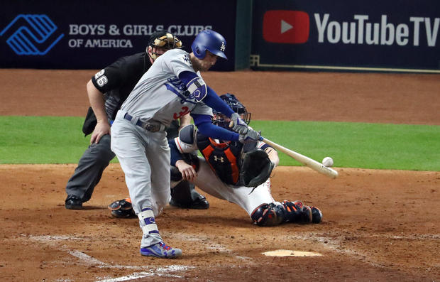 Why conspiracy theorists are going nuts over the World Series
