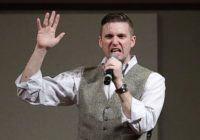 White nationalist Spencer banned from 26 European nations
