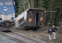 Amtrak train going more than twice speed limit when it derailed, NTSB says