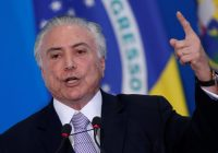 Brazil's Temer warns of economic fallout if pension reform fails