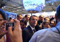 France announces winners of climate change grants