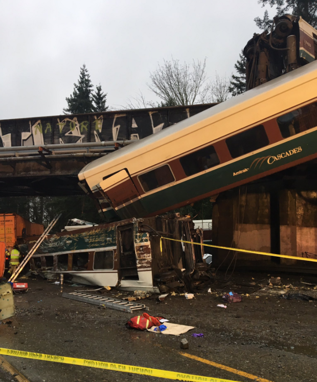 Multiple people killed in Amtrak derailment, authorities say