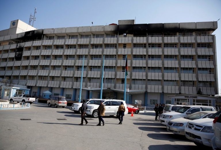 Four U.S. citizens killed in Jan. 20 attack on Kabul hotel