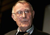 IKEA founder Ingvar Kamprad has died at 91
