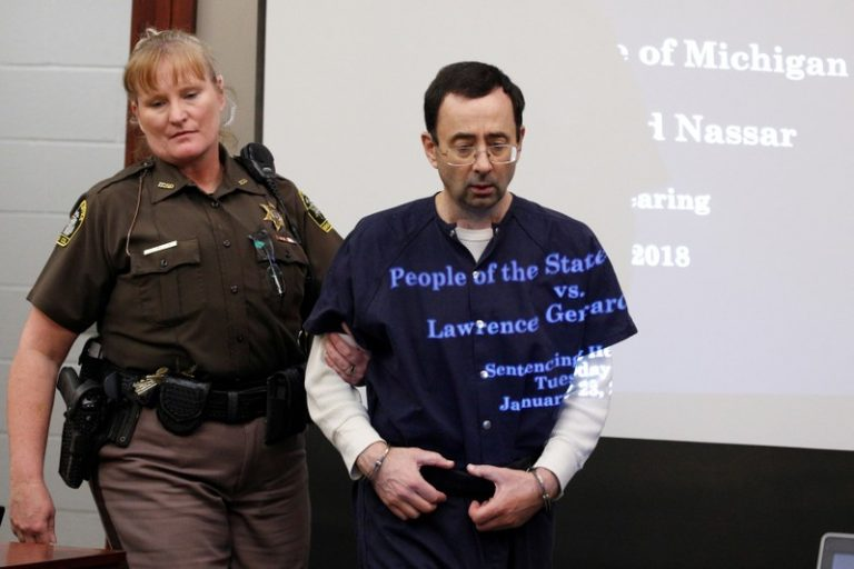 Michigan special prosecutor to probe university in Nassar case