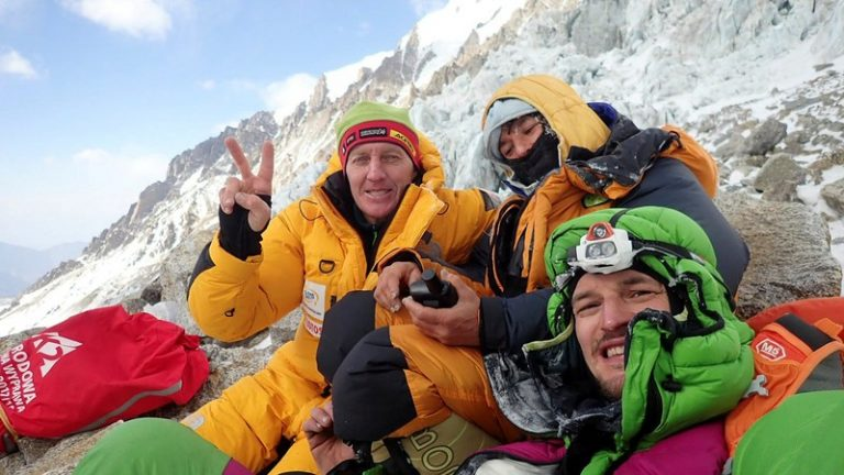 Polish team rescues French climber from Pakistan's 'Killer Mountain'