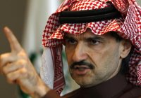 Saudi Arabia's Kingdom Holding shares soar after Prince Alwaleed freed