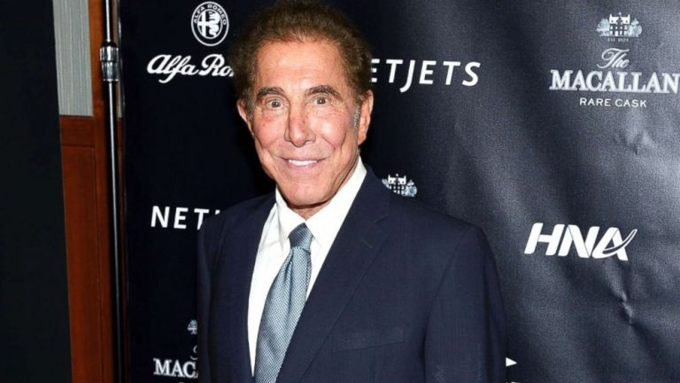 Steve Wynn steps down from RNC in face of sexual misconduct claims