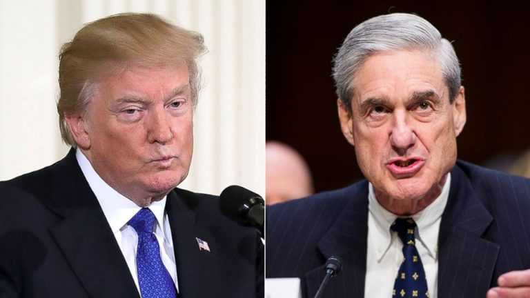 Trump: I am willing to talk to Mueller under oath