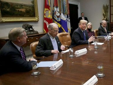 What's at stake as lawmakers work out immigration deal