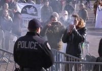"""College Republican """"freedom rally"""" leads to several arrests"""