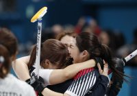 Curling: South Korea edge out Japan to reach final