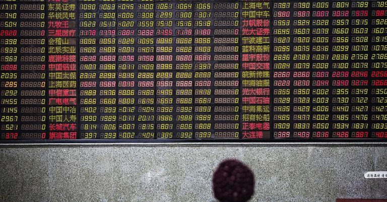 Global markets may be a sea of red, but experts say solid economies lie below