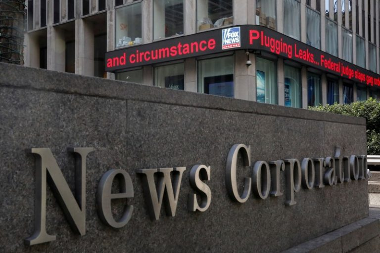 News Corp results beat on gains in digital real estate unit