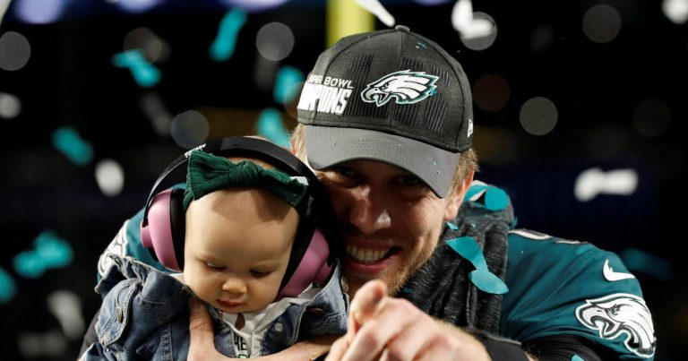 Philly celebrating Eagles' first Super Bowl win – live stream