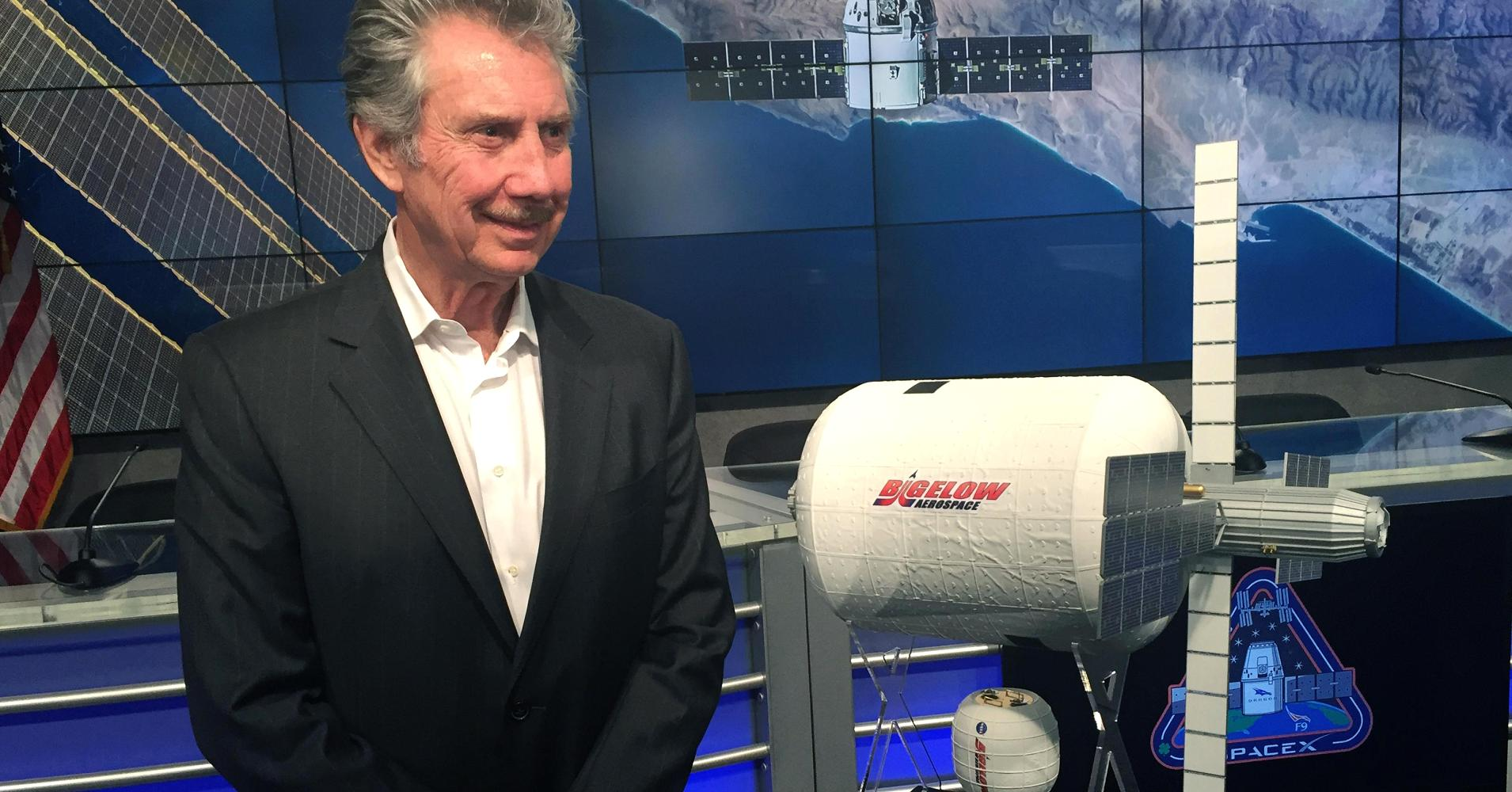 Space Station Builder Bigelow Forms New Company To Help