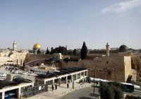 U.S. expected to open embassy in Jerusalem in May, official says