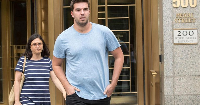 Billy McFarland, organizer of disastrous Fyre Festival, pleads guilty to misleading investors