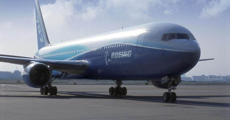 Boeing executive rules out reviving 767 passenger jet