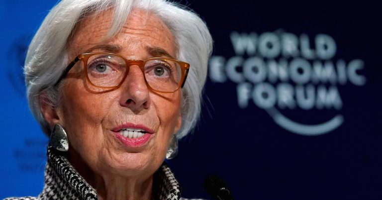 IMF's Lagarde says nobody wins in a trade war