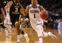 March Madness: Villanova holds off West Virginia to head to the Elite Eight
