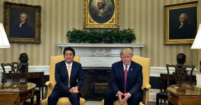 Trump-Abe meeting likely to happen on April 18
