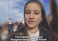 WATCH: #NeverAgain protesters speak out in their words