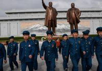 A failed US-North Korea summit could increase the risk of armed conflict