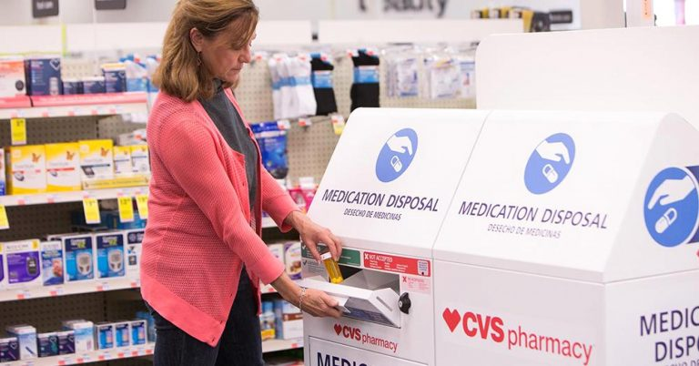 Drugstores are making it easier to empty your medicine cabinet