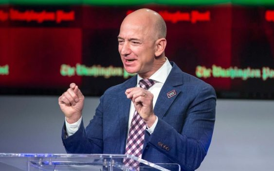Jeff Bezos Funds Blue Origin With 1b In Amazon Stock Per Year Fan