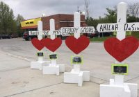 Waffle House reopens amid tears and solemn remembrance