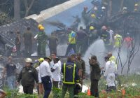 Cuban media: Boeing 737 crashes with 113 people aboard