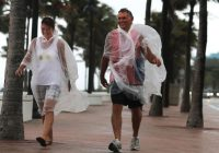 Gulf Coast prepares for Alberto as heavy rain, gusty winds hit Florida