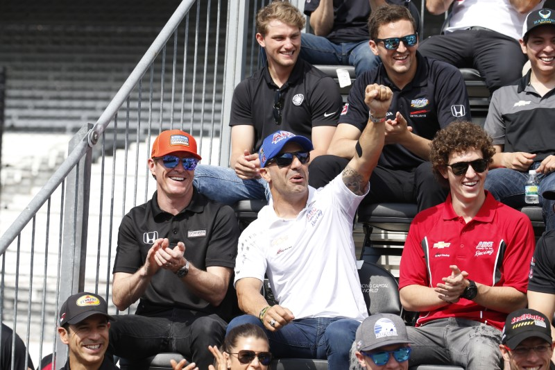 IndyCar: Indianapolis 500-Drivers Meeting