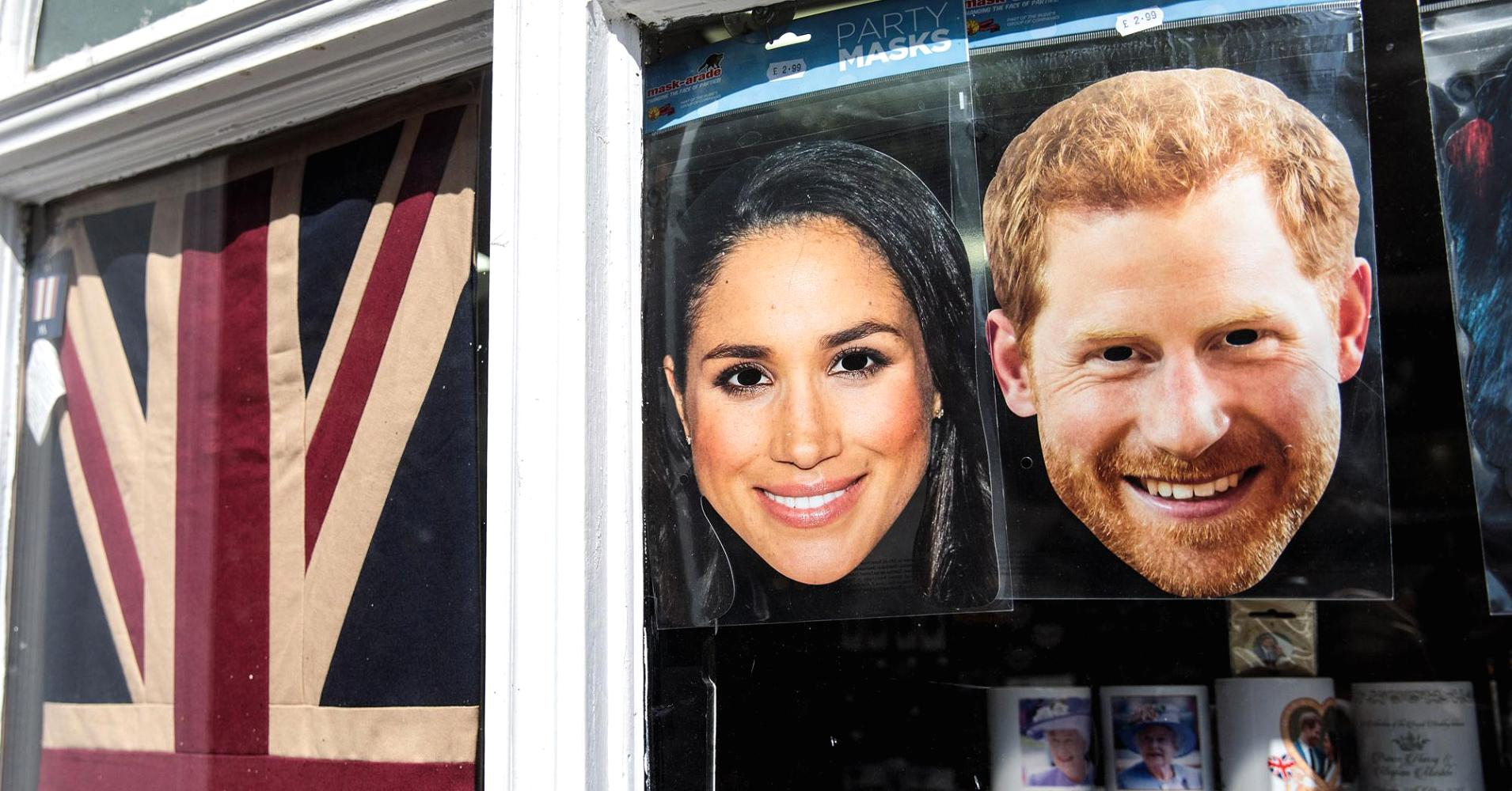 That Facebook royal wedding quiz? It could put you at risk