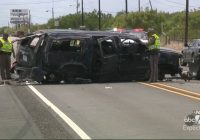 5 immigrants killed in Texas car crash while being chased by border patrol agents
