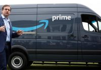 Amazon starting deliveries with Amazon-branded vans