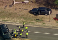At least 5 killed in SUV crash during police chase in Texas