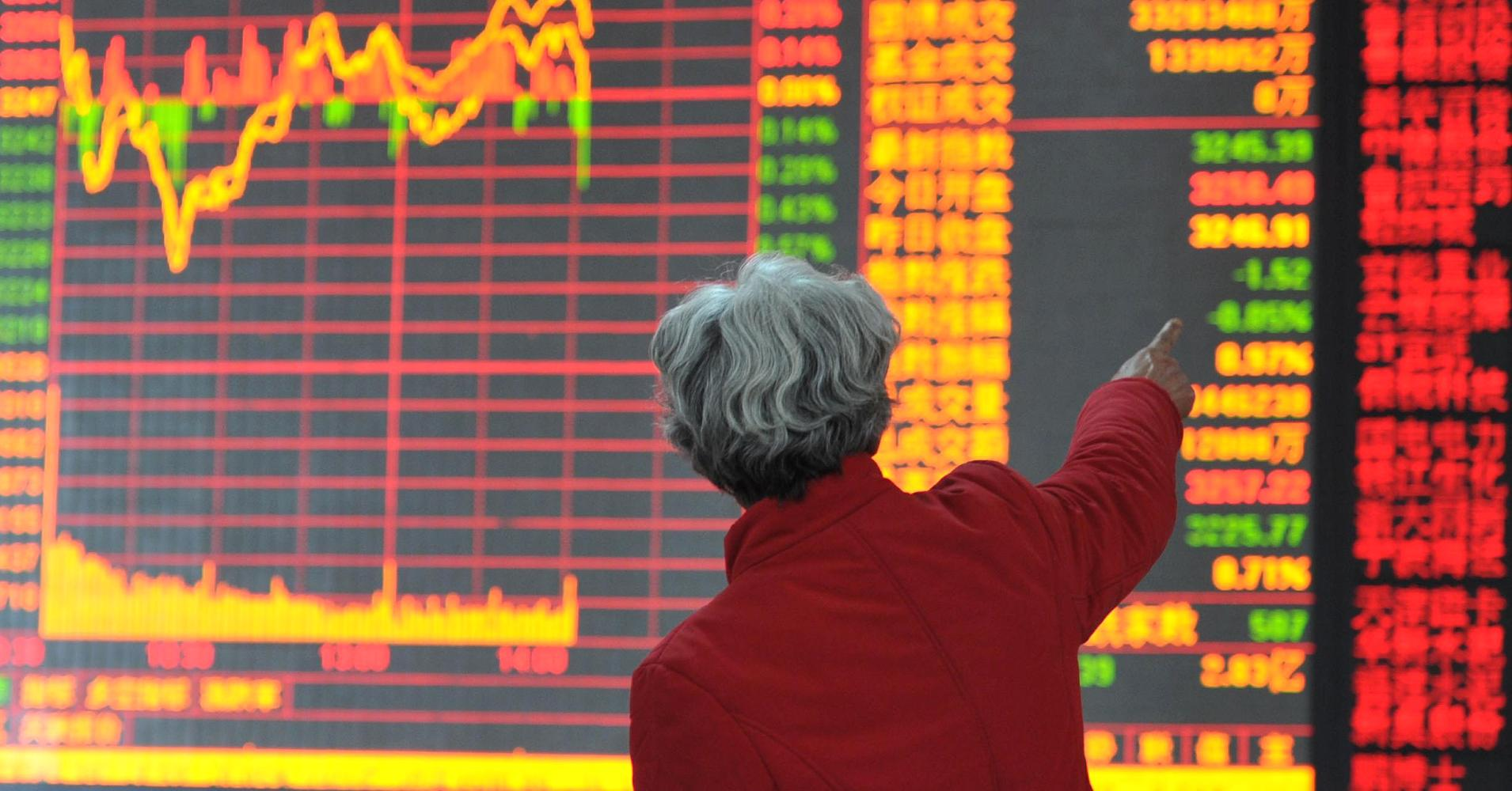 Chinas Media Projects Confidence In Face Of Stock Market Slump Tariff Threats Stocks Making Biggest Moves Premarket