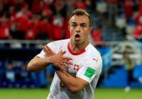 FIFA investigates Shaqiri and Xhaka celebrations