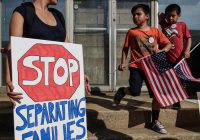 """First lady """"hates"""" seeing children separated from families at border, White House says"""