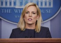 Nielsen defends family separation in heated White House briefing