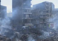 Several killed, dozens injured in Kenya market fire