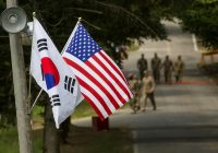 South Korea, U.S. agree to suspend joint military drills scheduled for August: Yonhap
