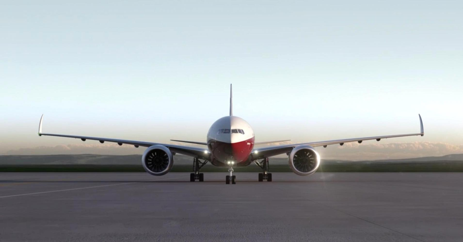 The aviation industry is in 'a pretty good place,' Boeing