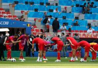 Tunisia bring in Khaoui to attack unchanged Belgium