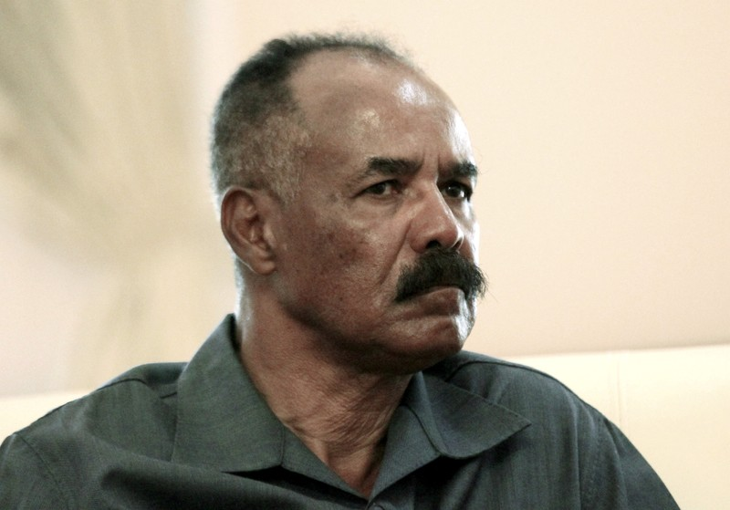 FILE PHOTO: Eritrea's President Isaias Afwerki